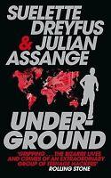 Underground, Paperback by Dreyfus, Suelette; Assange, Julian, Brand New, Free...