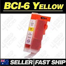 1x Yellow Ink for Canon BCI-3eY 6Y i865 i6100 i6500 iP3000 iP4000 iP4000R iP5000