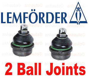 Set of 2 Lemforder Ball Joint for Control Arm Front Porsche 911 912 914 930