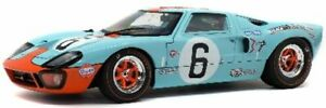 FORD GT40 MK.I race cars Le Mans 1:18 SOLIDO 1803001 1803002 1803003 or 1803004
