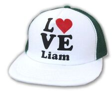 One Direction Love Heart Liam Mesh Trucker Hat Cap New Official 1D Baseball