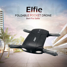 JJRC H37 ELFIE Foldable Mini RC Selfie Quadcopter WiFi FPV HD G-sensor Headless