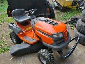 Husqvarna Ride On Mower 2012 Model