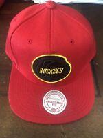 NWT NEW Houston Rockets Mitchell & Ness Retro Snapback Hat Cap