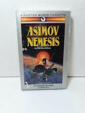 Isaac Asimov Nemesis Audiobook 1990