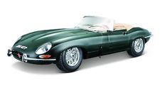 Bburago 1/18 Scale 1961 Jaguar E Cabriolet Model BN 12046gr