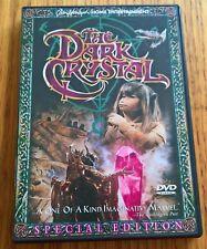 The Dark Crystal - Special Edition DVD - Henson, Mullen Oz, Goelz, Whitmire