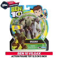 Ben 10 VILGAX Action Figure Toy 12.5 cm 5 Inch Original Very Rare New Sealed Box