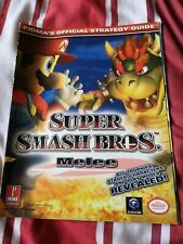 Prima Super Smash Bros Melee Guide Book
