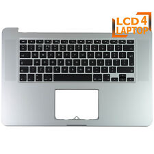 "Remplacement MacBook Pro 15"" A1398 2012 Retina Top case Repose-Poignets & Clavier UK"
