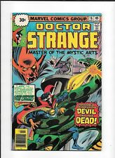 DOCTOR STRANGE #16 ==> FN/VF .30 CENT VARIANT MARVEL COMICS 1976