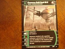 Star Wars TCG ROTS Commerce Guild Droid 81-X