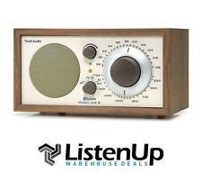 Tivoli Audio Model One BT AM/FM Radio w/BT (Walnut/Beige) - M1BTCLA