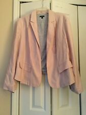 apt 9 Pale Pink Lightwieght Jacket