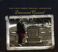 Daniel Johnston - Late Great Daniel Johnston: Discovered Covered [New CD] Rmst,