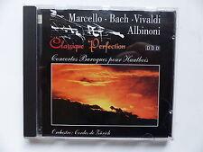 CD Album Classique perfection MARCELLO BACH VIVALDI Concertos hautbois 31470