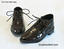 1/3 bjd 70-80cm Iplehouse EID HID Doll Black Formal Huge Shoes S-105XL ship US