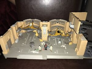 Star Wars Micro Machines Action Fleet Episode One Naboo Hanger Final Combat Set
