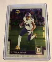 2017 PANINI DONRUSS OPTIC STEFON DIGGS #54 (VIKINGS)