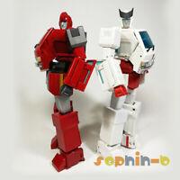 G1 TKR Transformed MP27 MP30 Ironhide Ratchet KO VERSION Masterpiece Figures
