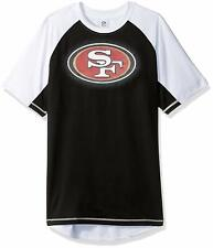 Outerstuff NFL San Francisco 49ers Youth Short Sleeve Rash Guard, X-Large(18)WHT