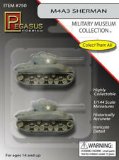 Pegasus Hobbies 1/144 Sherman M4A3 (2) # 750