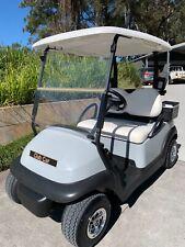 Golf Cart Clubcar Precedent 48v 2017 with 2020 batteries