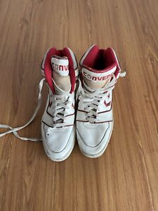 Vintage 1970s Converse Hi Top sneakers Made In Taiwan Size 12