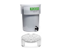 Toddy Cold Brew System Commercial Coffee Maker w/ Lift + Starter Filter Kit