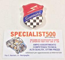FIAT   500 -126  FREGIO SMALTATO PER MASCHERINA GIANNINI