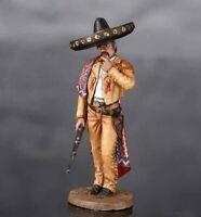 Elite gemalt Zinnfigur. Mexican bandit, Hunter Gangster Thug. 54 mm 1:32 Us-11_k