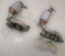 Radiator Side Front Catalytic Converter For 08-10 Highlander 3.5L no hybrid