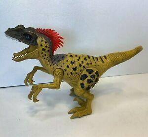 "Animal Planet Dinosaur Velociraptor Action Figure Toys R Us Exclusive 7"""