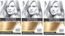 3 John Frieda Precision Foam Colour Color - Sheer Light Ash Blonde 9A / 3 PACK