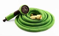 Jardinion Premium Latex Gartenschlauch 30 m Flexibel Wasserschlauch Bewässerung