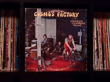 Creedence Clearwater Revival ♫ Cosmo's Factory ♫ Rare 1970 Fantasy Records OG LP