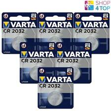 6 VARTA CR2032 LITHIUM BATTERIES 3V COIN CELL BUTTON DL2032 E-CR2032 NEW