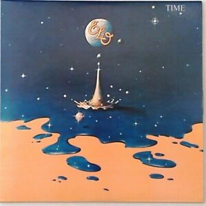 Electric Light Orchestra (Jeff Lynne ELO) - Time (CD) Card Cover