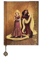 NEW D23 EXPO Disney Rapunzel & Mother Gothel Heroes Villains Designer FT Journal