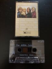 CASSETTE K7 AUDIO TAPE : the abba collection