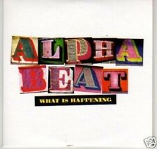 (K965) Alpha Beat, What is Happening - DJ CD