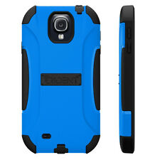 NEW TRIDENT AEGIS CASE COVER FOR SAMSUNG GALAXY S4 BLUE BLACK AG-SAM-S4-BLU S 4