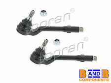 BMW X5 E53 TIE ROD TRACK ROD ENDS PAIR 32216760354 A1125