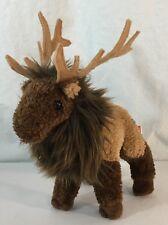 Douglas Elk Plush Stuffed Toy Animal