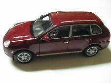 1:24 SCALE WELLY PORSCHE CAYENNE TURBO DIECAST SUV W/O BOX