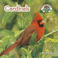 Cardinals (Backyard Safari)-ExLibrary