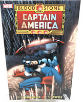Captain America The Blood Stone Hunt Collects #357-364 Marvel Comics TPB New