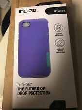 "Incipio Apple iPhone 6 (4.7"") Phenom Lightweight Case w/ Drop Protection Purple"