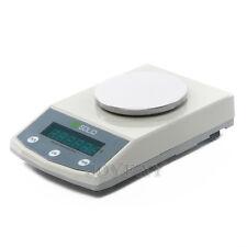 U.S. Solid 2 kg x 0.01g 10 mg Lab Digital Precision Balance Scale LED