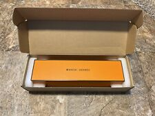 Apple Watch Series 4 Hermes 44MM Stainless Steel Indigo/Craie/Orange Single Tour